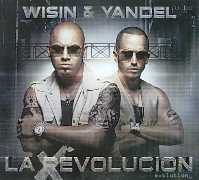 LA REVOLUCION:EVOLUTION BY WISIN & YANDEL (CD)