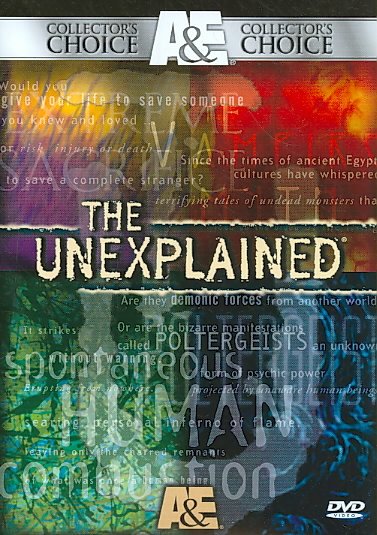 COLLECTOR'S CHOICE:UNEXPLAINED BY HISTORY CHANNEL (DVD)